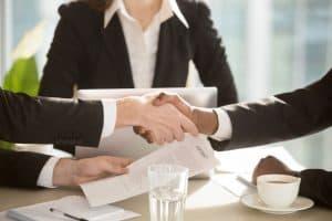 הסכם שותפים בגישור